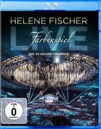 Cover Helene Fischer - Farbenspiel Live - Die Stadion-Tournee [DVD]